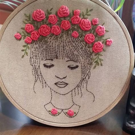 Handmade Embroidery - 25 best ideas about embroidery on