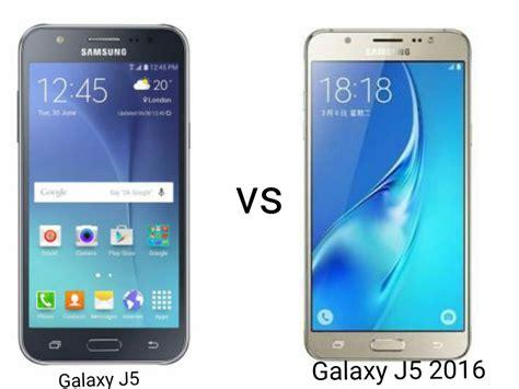 Samsung Galaxy J5 Update samsung galaxy j5 vs galaxy j5 2016 what s different tech updates