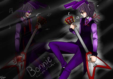 five nights at freddy s bonnie the bunny by animalcomic96 1000 images about five night at freddy s on pinterest