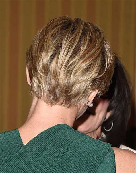 Pictures Of Back Pixie Hairstyles | pixie haircut back view the best short hairstyles for