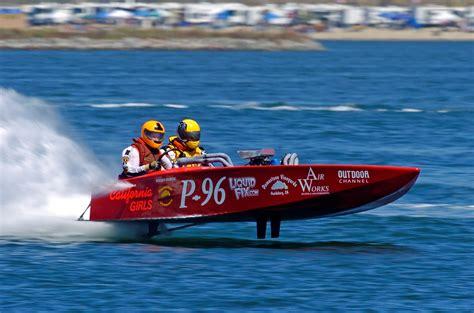 boat racing inboard american power boat association