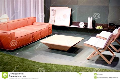 upholstery design solutions salone del mobile editorial stock image image 31706554
