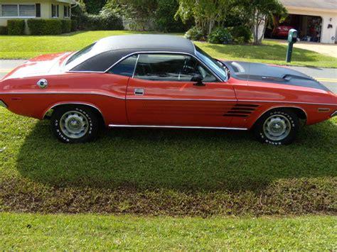 Original Dodge by 1972 Dodge Challenger Rallye Original Car That Is