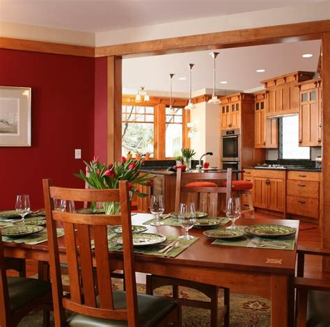 craftsman style dining room furniture 22 amazing craftsman dining room designs page 5 of 5