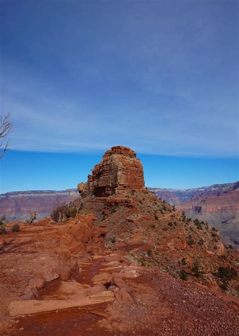 My Of Wonderful Cedar Ridge 2 grand day 1 south kaibab trail to bright cground pedals and pathways