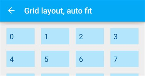 grid layout manager recyclerview square island recyclerview autofit grid