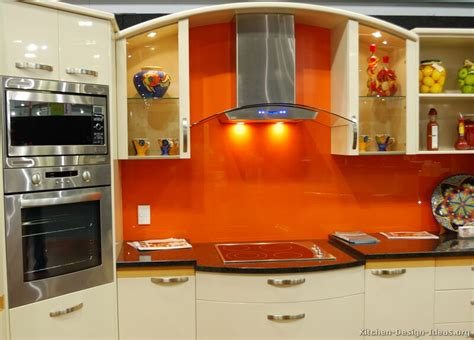 orange kitchens the granite gurus 6 orange colored kitchens