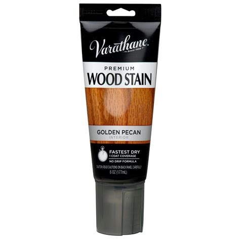 varathane 6 oz golden pine wood stain of 4 254631