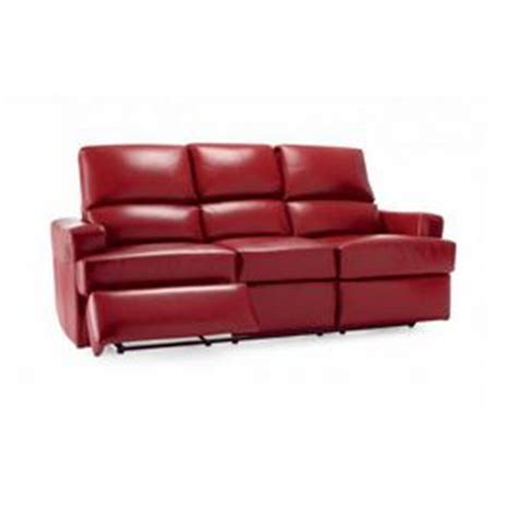 sears reclining sofa sears ca whole home 174 md brando reclining leather sofa