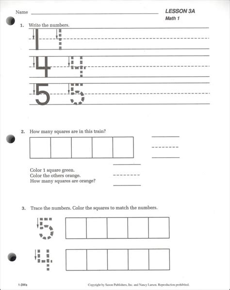 Saxon Math Worksheets pictures saxon math worksheets getadating