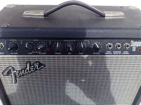 Gitar Fender Stratocaster 110 fender chion 110 image 279566 audiofanzine