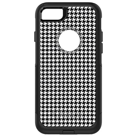 Iphone 5 5s Se Gucci Circle Pattern Hardcase Casing Cover 1 otterbox commuter for iphone 5s se 6 6s 7 plus black white houndstooth pattern ebay