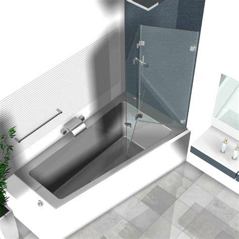 badewanne montage badewanne duschwand montage carprola for