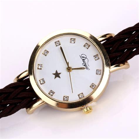 Jam Tangan Pria Wanita Jam Tangan Fashion Wanita Murah Jtr 104 1 duoya jam tangan fashion wanita dy069 black