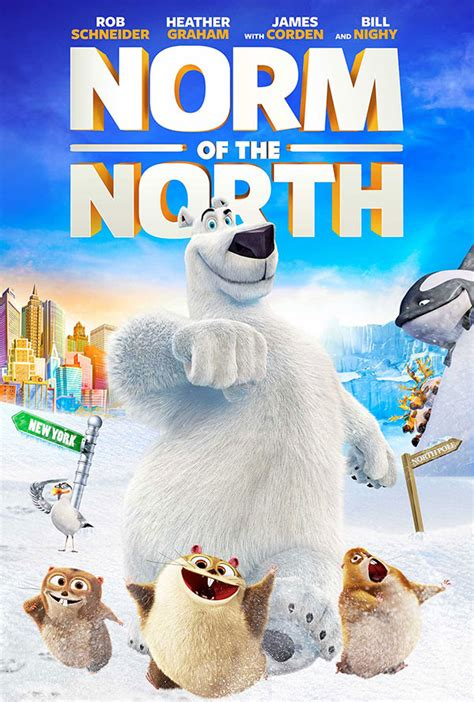 Do It Yourself Backyard Norm Of The North Book Tickets At Cineworld Cinemas