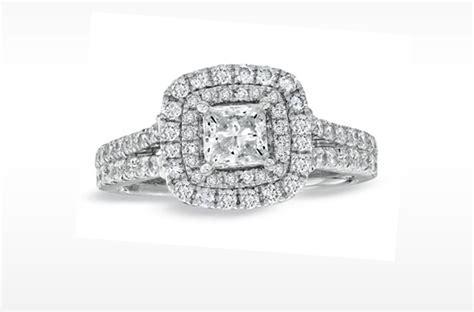vera wang engagement rings 1 5 ct frame