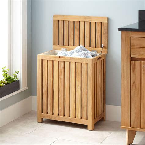 wooden laundry basket ideas best laundry ideas