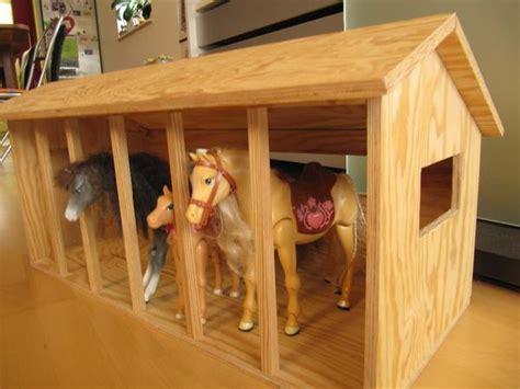 stall kinderspielzeug gro 223 er holz pferdestall f 252 r pferde in m 252 nchen