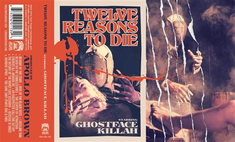 12 Reasons To Die Vinyl by Preview Ghostface Killah Twelve Reasons To Die Vinyl X