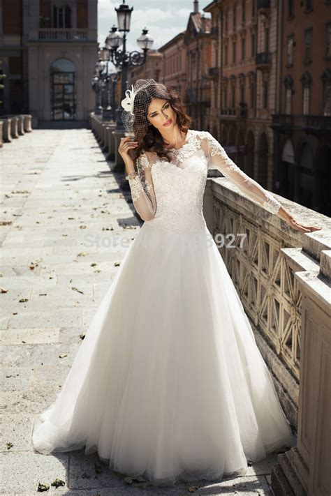 Brautkleider Italienischer Stil by Wedding Dress Style Italian Lace Wedding Dresses