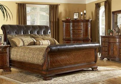sleigh bed leather headboard leather sleigh bed king size google search and so to