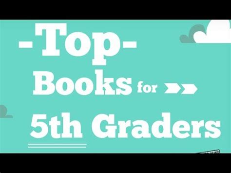 picture books for 5th graders top 5th grade reading list best books
