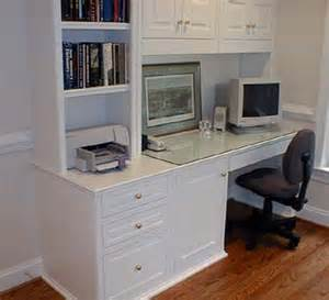 built cabinets: cpu tower is hidden behind the singledoor keyboard and mouse are on a