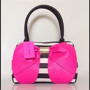 Host pick betsey johnson bow bag from t s closet on poshmark