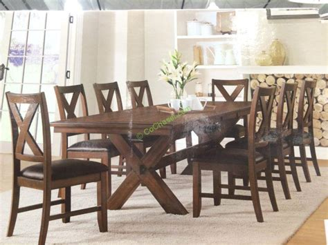 dining set with bench costco dining sets costco and tables on pinterest costco