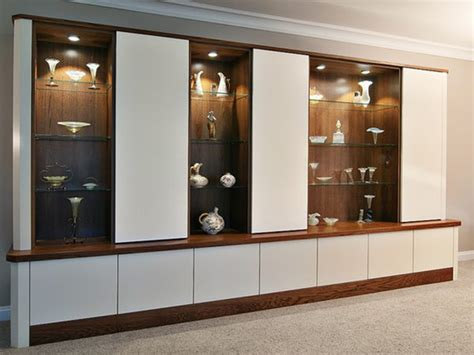 Nice Kitchen Designs by Modern Glass Living Room Cupboards Design