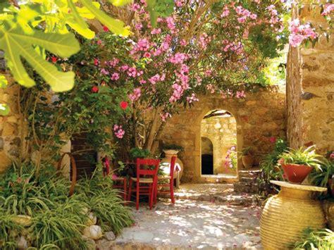 Garten Mediterran Gestalten