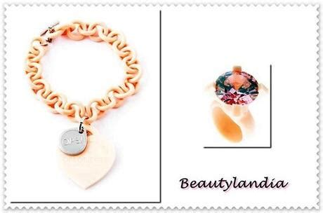 bracciale ops fiori ops objects gioielli linea ops forever e ops