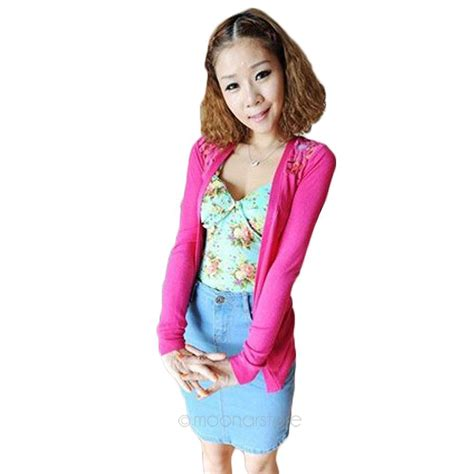 women s 2015 new fashion women s long sleeve women s lace cardigan