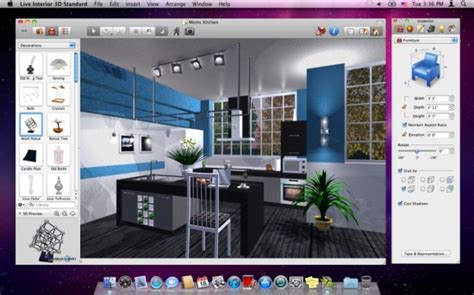 home design 3d per mac live interior 3d l applicazione di interior design su mac