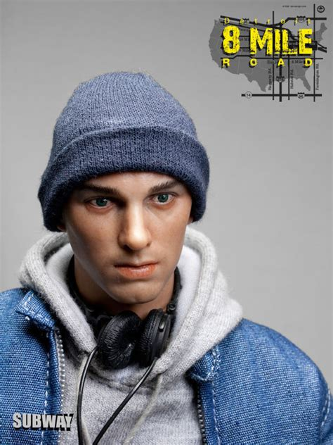 eminem figure 8 mile subway 8 mile road detroit eminem 12 quot figure nib store