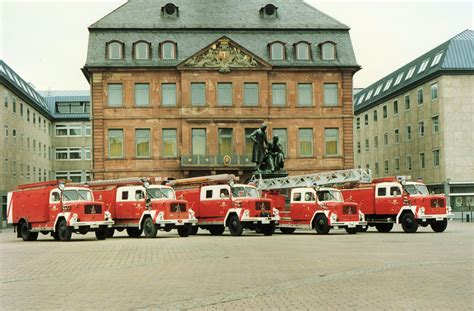 Auto Lackieren Dortmund by Magirus Eckhauber Der Feuerwehr Hanau Mitte In Klassischer