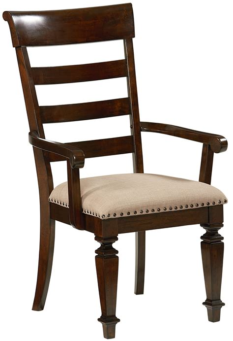 Standard Furniture by Standard Furniture Charleston Arm Chair With Upholstered
