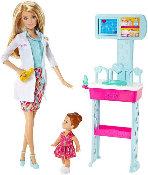 Doctor Set With Doll by Careers Play Set With Doll Doctor