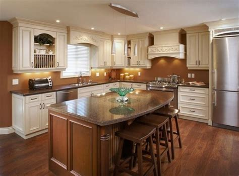 Small Kitchen With Island Ideas small kitchen island ideas with seating design bookmark