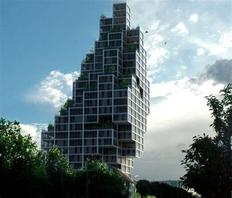 High Rise Are On The Rise by Mvrdv Adept Architects Sky Sustainable