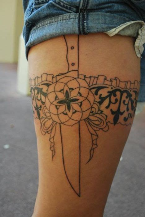 faith tattoo santa rosa 74 garters ou quot ligas quot para as mulheres tatuarem nas coxas