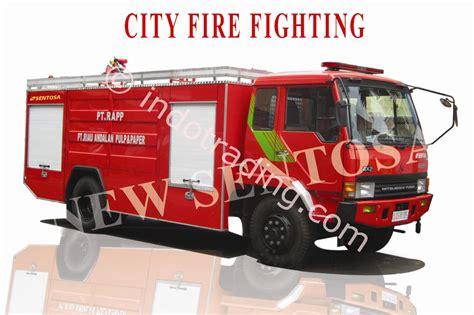Jual Engine Mobil Pemadam Kebakaran Semprot Air Musik Dan Lam jual mobil pemadam kebakaran hutan merk mitsubishi