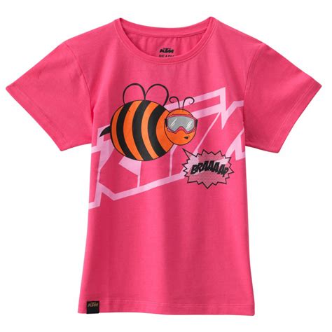Ktm Youth Clothing Ktm 2017 Bee Youth T Shirt Dirtnroad