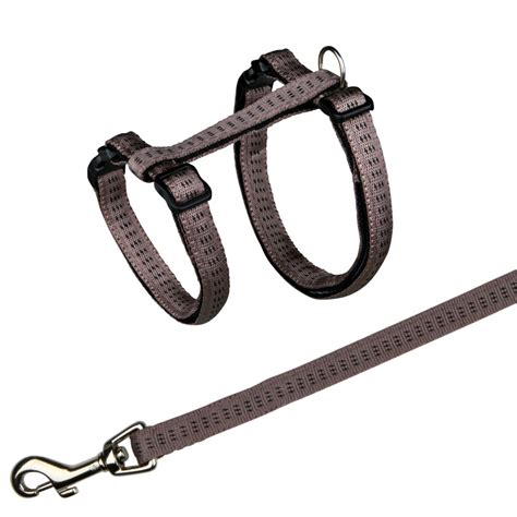 harness leash softline elegance cat harness with leash pethouse