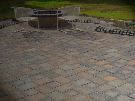 Pictures Of Patios With Pavers Patio Paver Designs Tips And Ideas All Home Design Ideas