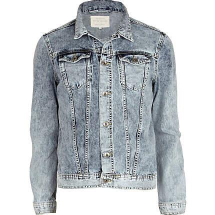 Acid Jaket denim acid wash denim jacket coats jackets sale