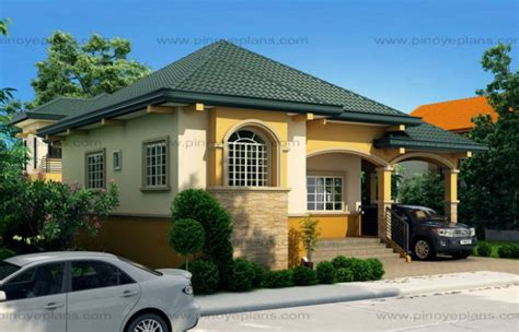 pinoy bungalow house design althea elevated bungalow house design pinoy eplans