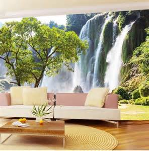 Extra Large Wall Murals custom photo wallpaper large 3d living room sofa