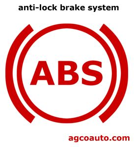 Abs Light by Agco Automotive Repair Service Baton La