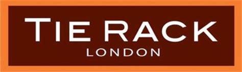 Tie Rack Logo by Tie Rack Trademark Of Tie Rack Trading Limited